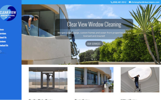Website Design Rancho Santa Fe, CA